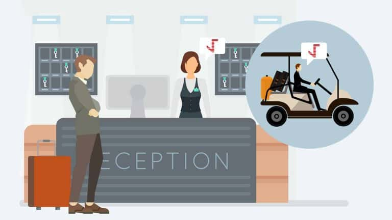 Virtual Trunks Customers - Hospitality